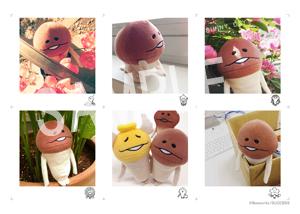 「なめこ」キャラクターブロマイド__51