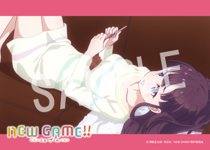 NEW GAME!!__09 2L