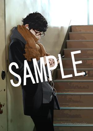 メガネ男子__24 L