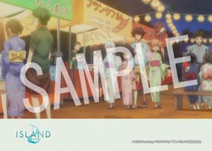 ISLAND__3話 夏祭り L