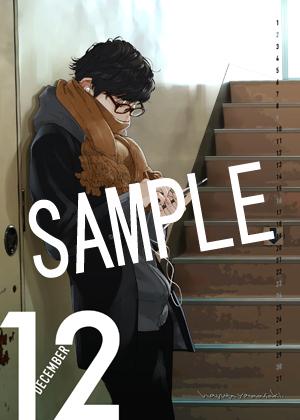メガネ男子__25 L